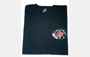 Tee-Shirt Club Flocage blason // Déstockage